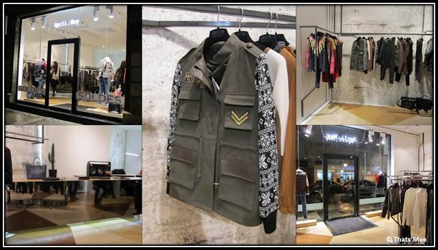 flagship boutique April May Paris Le Marais rue des franc bourgeois concept-store