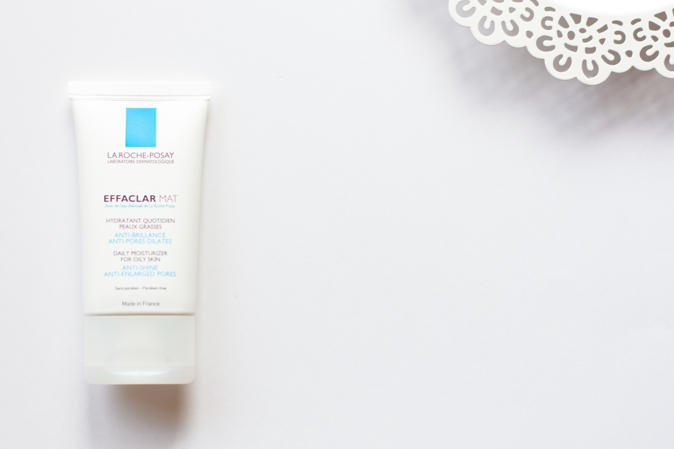 la roche posay effaclar mat daily moisturizer oily skin review