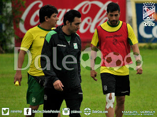Oriente Petrolero - Emiliano Romero - Dennis Cabrera - Milton Paz - DaleOoo.com página del Club Oriente Petrolero