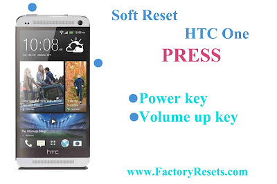 Soft Reset HTC One