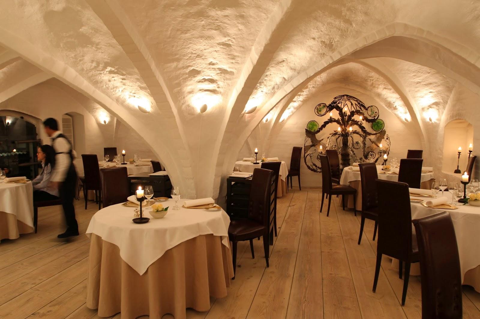 fine dining copenhagen