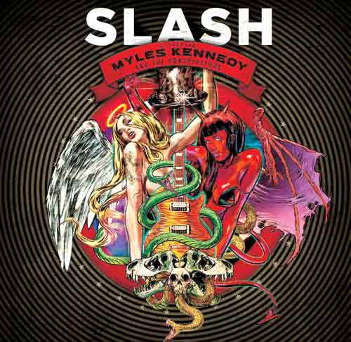 Tune Of The Day: Slash - Anastasia