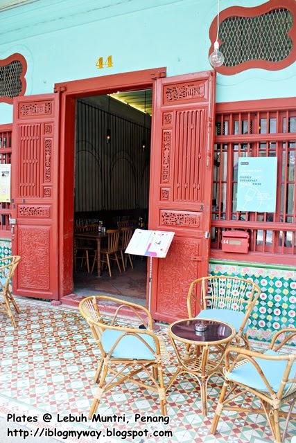 PLATES @ Lebuh Muntri, Penang