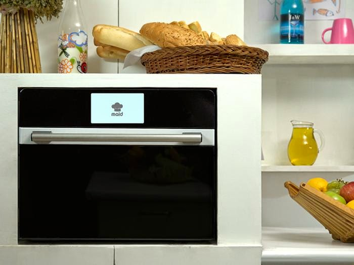 marvelous Kitchen Maid Appliances #3: Smart Automatic Kitchen Appliances (15) 6