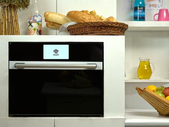 marvelous Kitchen Maid Appliances #3: Smart Automatic Kitchen Appliances (15) 6