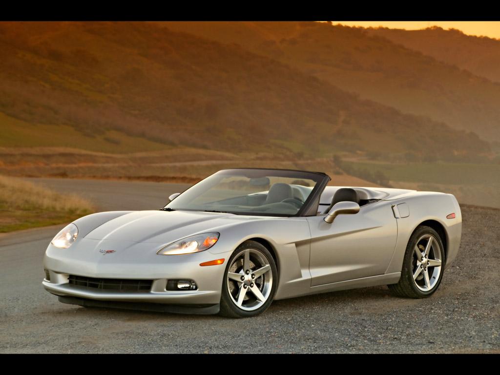 The Outrageous C6 Corvette is