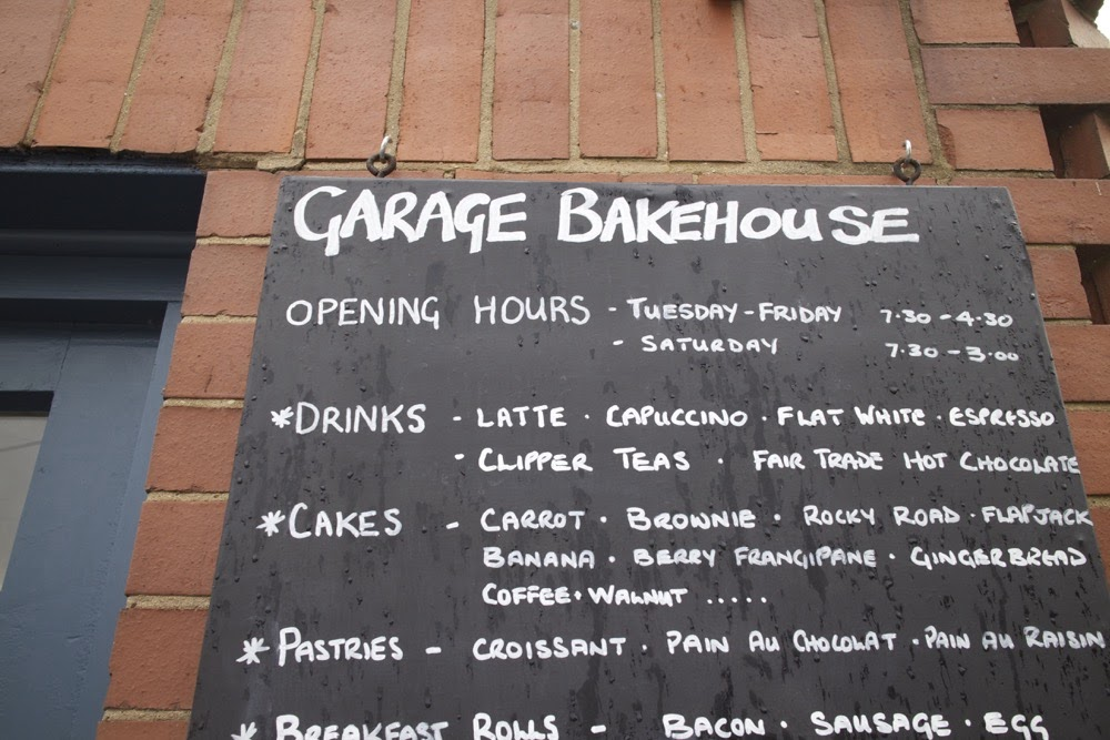 garage bakehouse market harborough
