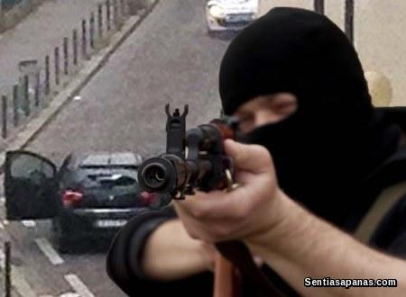 Charlie Hebdo by CIA