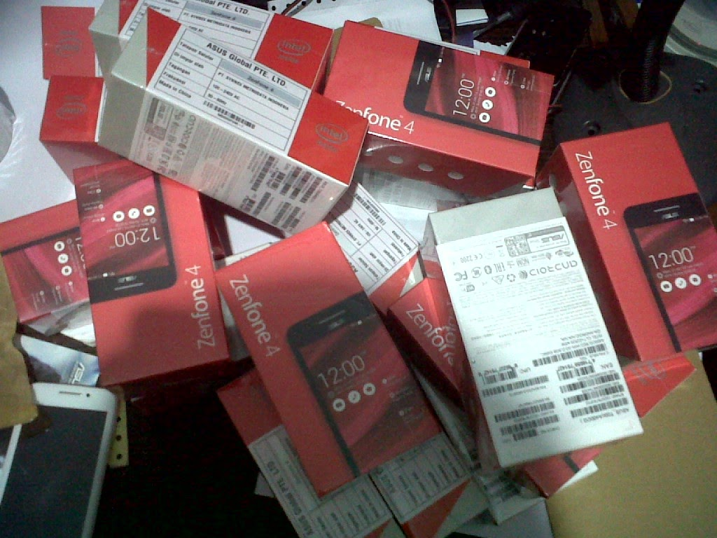 Zenfone 4 Bandung