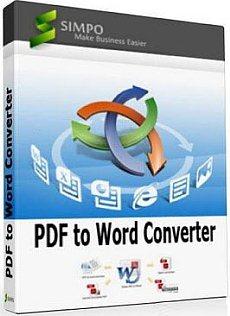 Simpo PDF to Word 3.5.0.0