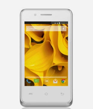 BuyLAVA IRIS 415 Black Android v4.2 OS Rs. 5,199 only at Ebay.