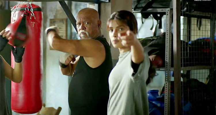 Sunil thapa priyanka chopra in marykom movie