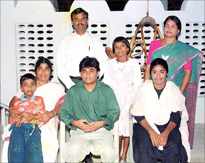 A R Rahman's Family Photos