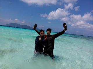 pulau cemara besar karimun jawa
