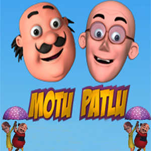 Motu or Patlu Cartoon.Motu The Sunflower