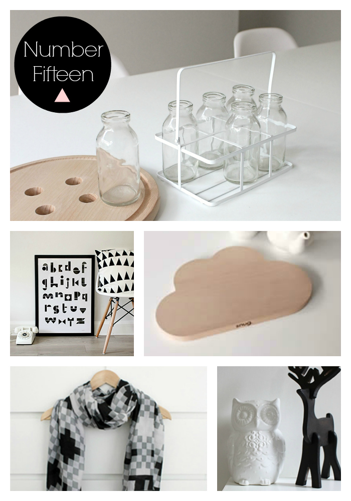 Number fifteen cute quirky scandinavian homewares for Cute homeware accessories