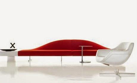 modern contemporary lounge sofa design cassina