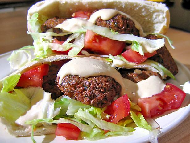 National Foods Recipes: Falafel