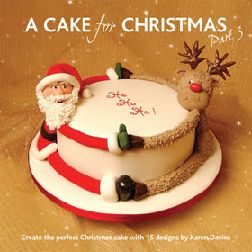 Christmas Cake Design Recipes : versosmineiros: Christmas Cake