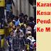 Karangan BM Kesan Kemasukan Pendatang Asing Ke Malaysia