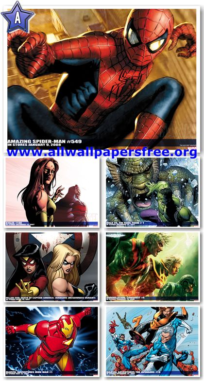 50 Marvel Wallpapers 1280 X 960