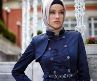 Koleksi Model Baju Hijab Untuk ke Kantor