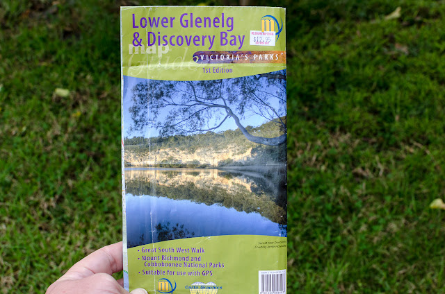 lower glenelg and discovery bay map