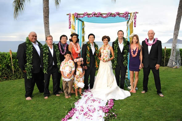 Gifts Like How Tradition Teaches For Hawaii Wedding