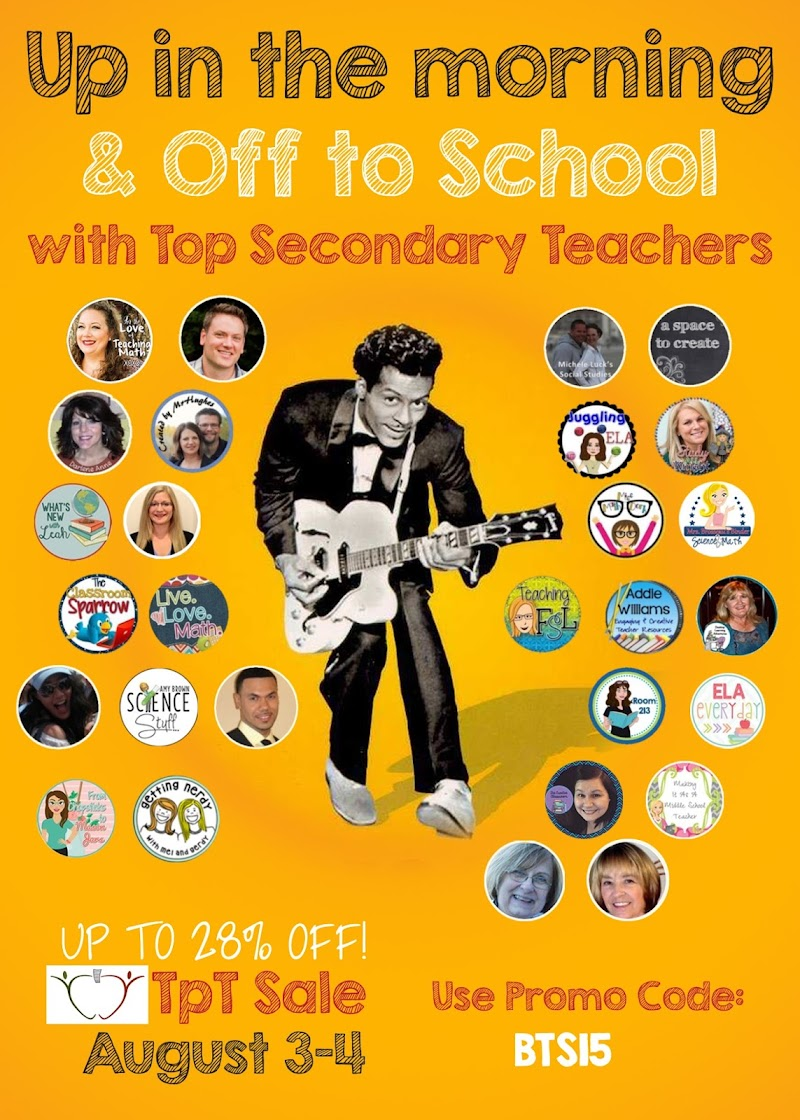 Middle & Secondary Teachers are the TOPS