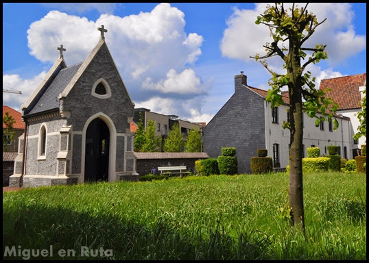 Béguinague-Oudenaarde