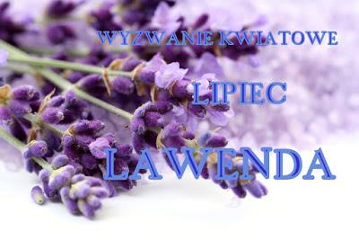 lipiec i lawenda-brałam w tym udział