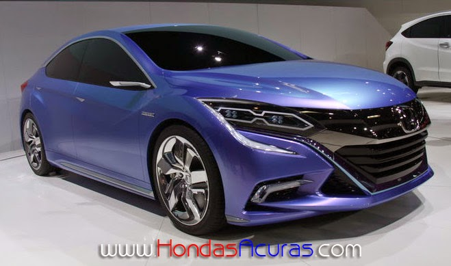 2015 Crx Concept | Autos Post