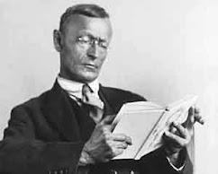 FELICIDADE É AMAR - Hermann Hesse