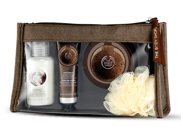 Trousse découverte Noix de Coco The Body Shop