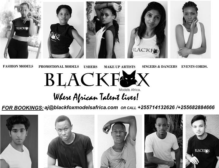 Blackfox Ad