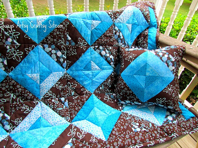beginning quilting tutorial and free pattern