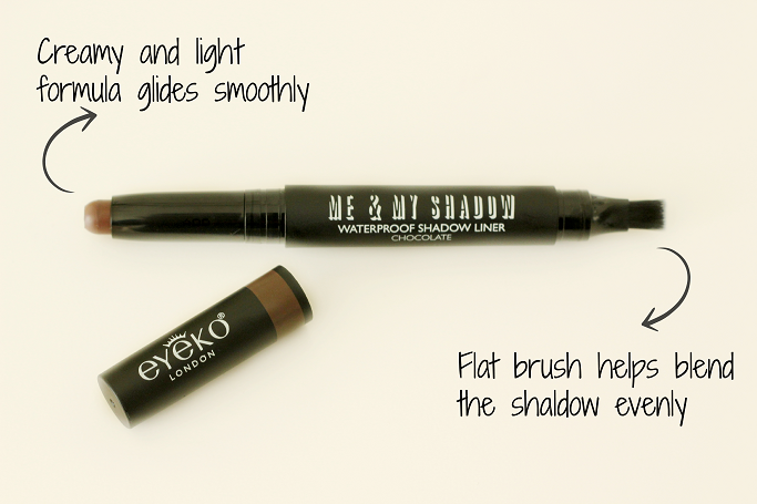 Eyeko Me & My Shadow Waterproof Shadow Liner Review