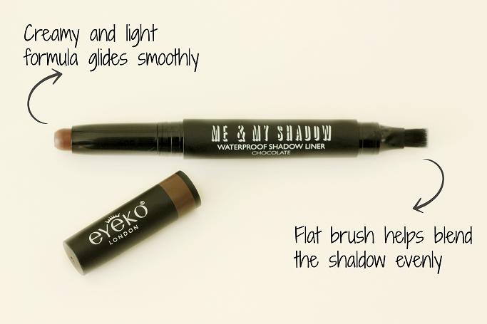 Eyeko Me & My Shadow Waterproof Shadow Liner Review