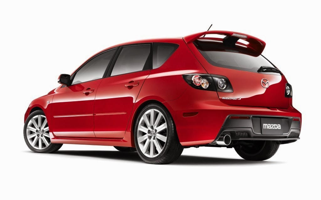 2018 Mazdaspeed 3 Red - Mazda models are awaited, now MAZDA company ...
