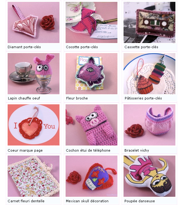 Sélection de la Saint Valentin - Valentine's day selection