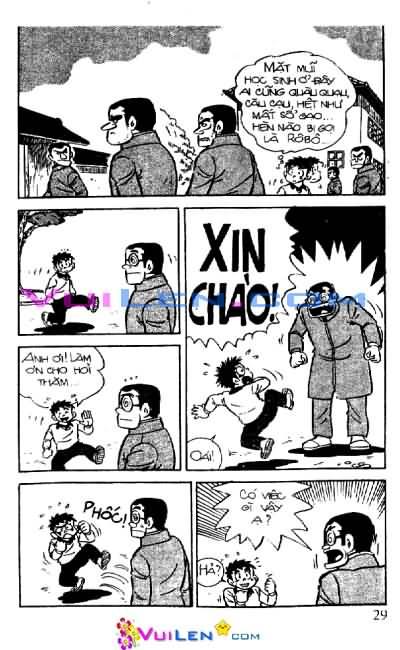Jindodinho - Đường Dẫn Đến Khung Thành III  Tập 8 page 29 Congtruyen24h