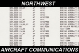 Northwest Aircraft Communications