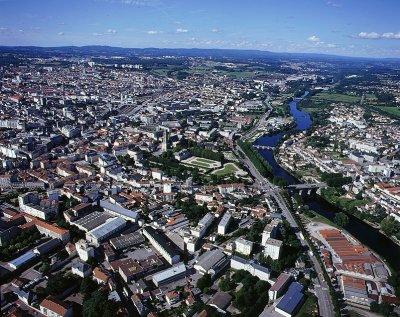 Nos villes en photo la ville de limoges en photo for Garage limoges centre ville