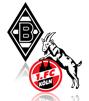 Mönchengladbach - FC Köln