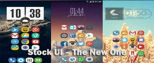 Stock UI – Icon Pack Apk v81.0
