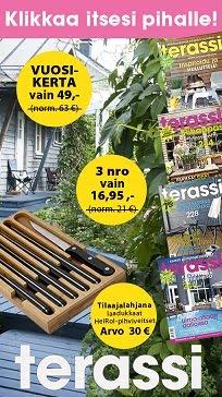 Tilaa Terassi