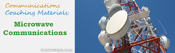 Coaching Materials in Microwave Communications