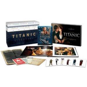 Titanic 3D Blu Ray Release Date