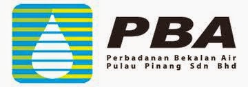 Jawatan Kerja Kosong Perbadanan Bekalan Air Pulau Pinang (PBAPP) logo www.ohjob.info