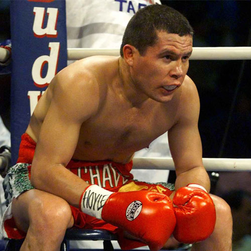 Induction To The Boing Hall Of Fame Julio Cesar Chavez Jr September